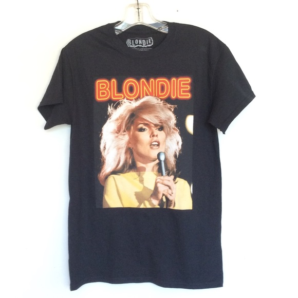 a345123d Blondie Shirts | Hanging On The Telephone T Shirt | Poshmark